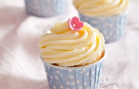 Image for 'Orange Frosted Cupcakes'