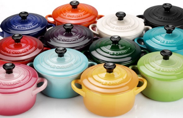 Image for 'Cooking with Le Creuset'