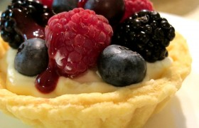 Image for 'Lemon tart'