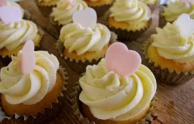 Image for 'Velvety Vanilla Cupcakes'