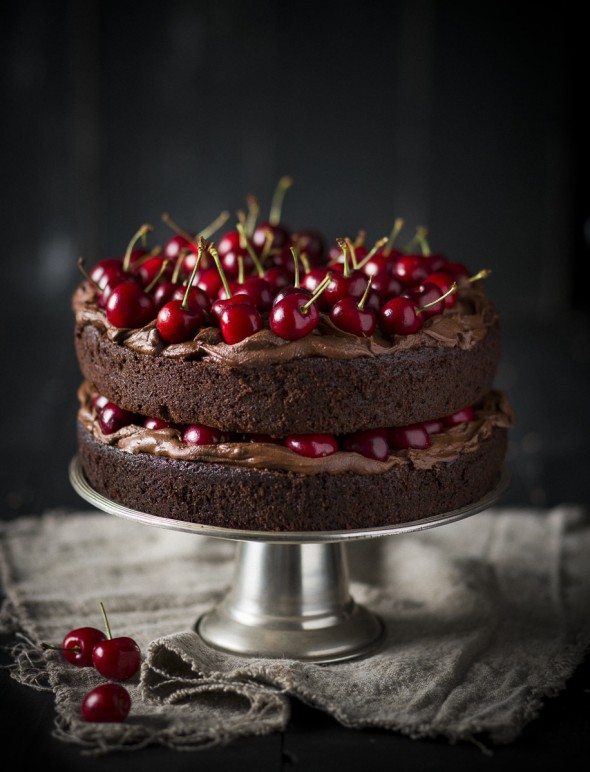 chocolate cake, baking, WIN, giveaway, Sarah Dall, cookbook, Random Struik