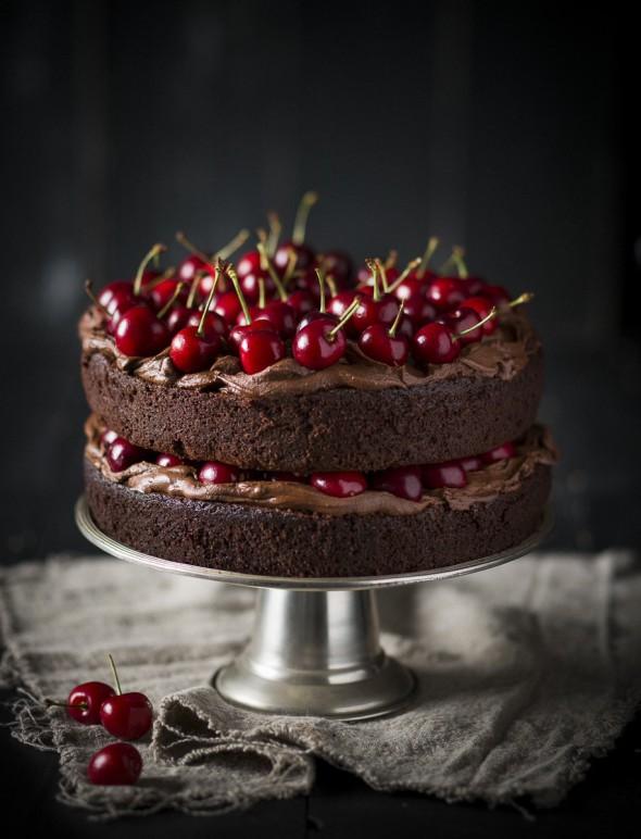 chocolate cake, baking, WIN, giveaway, Sarah Dall, cookbook, Random Struik