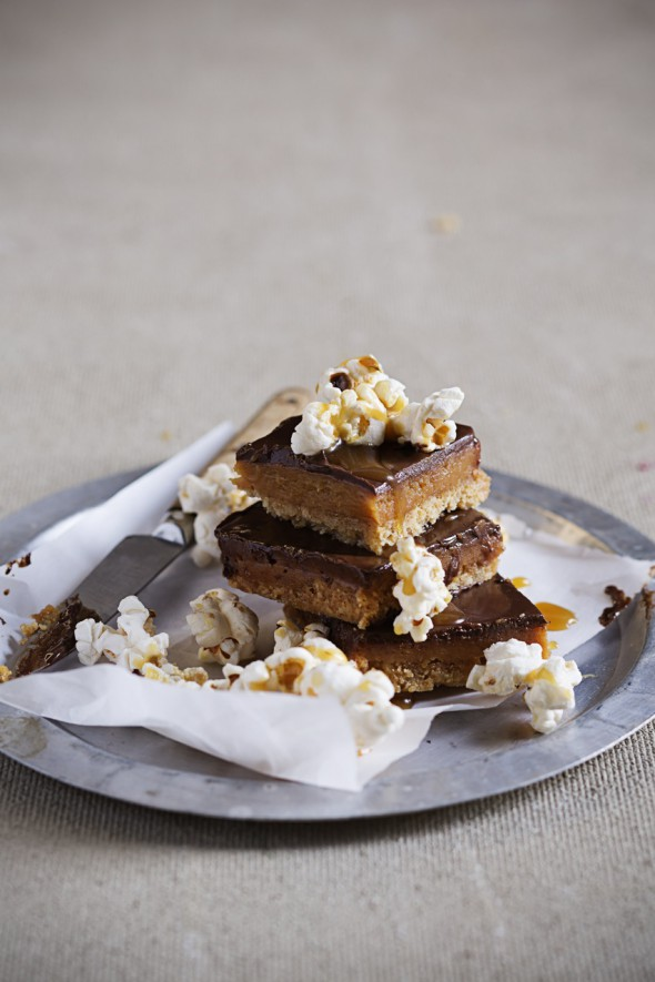 Image for 'Caramel slice'