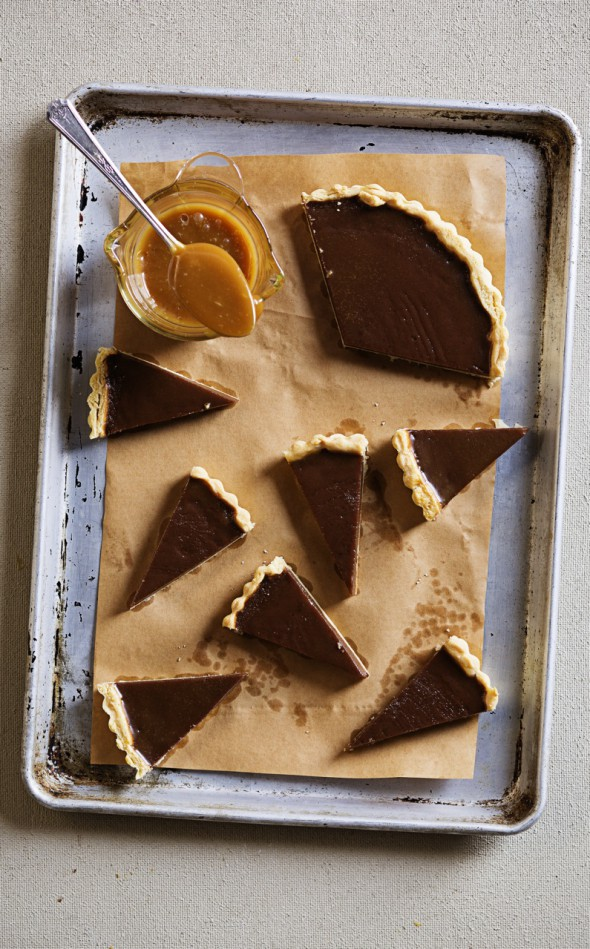 Image for 'Chocolate tart'