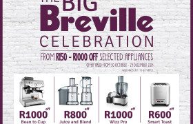 Image for '@ Home & Breville celebrate!'