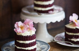 Image for 'Red velvet mini cakes'