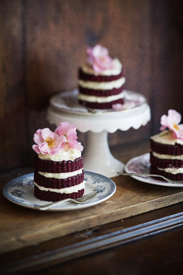 Sarah S Red Velvet Cake