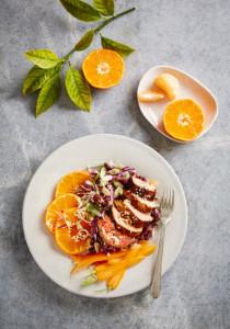 Image for 'Thai style pork salad'
